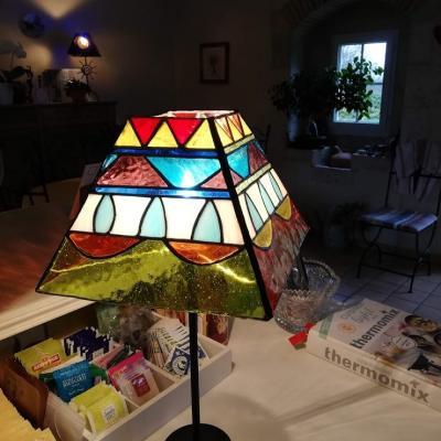 Lampe tiffany 2