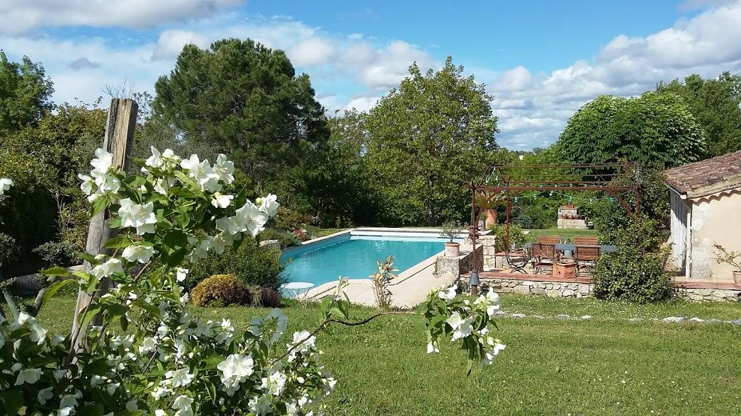 piscine GITES
